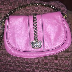 WILSONS LEATHER Pink purse